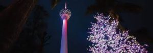 KL Tower Ticket